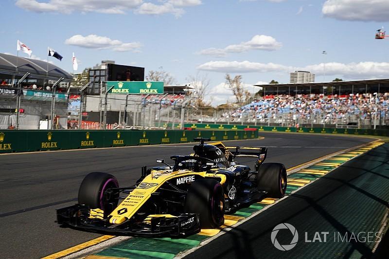 Nicht nur auf der Strecke: Renault verliert doppelt gegen Haas