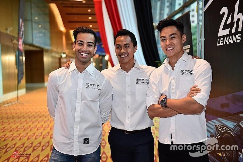 Tiga pembalap Malaysia siap taklukkan Le Mans 24 Jam