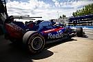 Formule 1 Gasly a insisté pour éviter une pénalité moteur en France