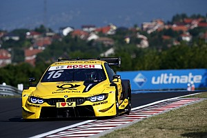 DTM Breaking news Glock: Learning from past mistakes key to points lead