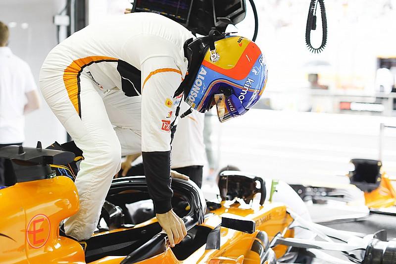 """Alonso: """"Inkább vagyok a pályán utolsó, minthogy a TV előtt üljek"""""""