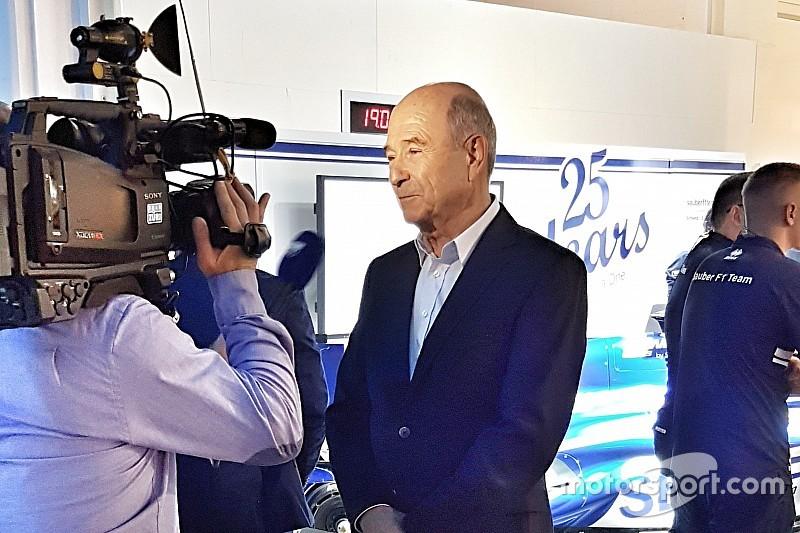 """Peter Sauber: Absturz seines Ex-Teams hat ihn """"nicht überrascht"""""""