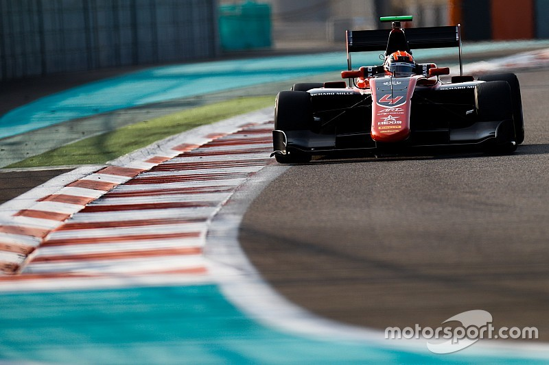 Mazepin, probador de Force India, llega a la GP3 con ART