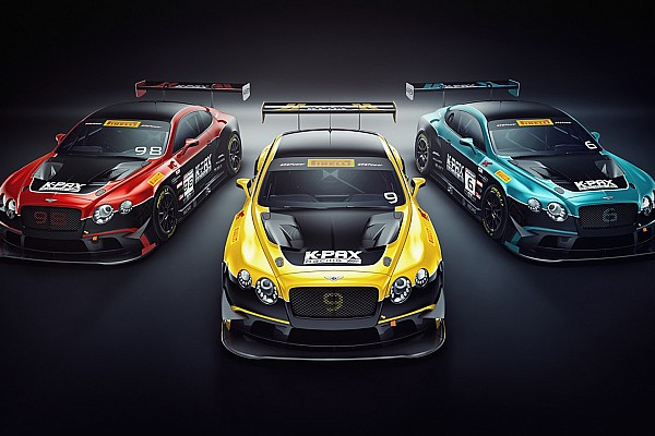 K-PAX Racing signs Soucek, Soulet for PWC GT SprintX rounds