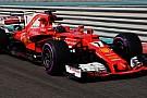 Para Raikkonen, el caucho hiperblando de Pirelli