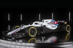 Формула 1 Новость Williams представила новую машину