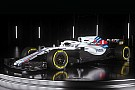 Williams reveals its 2018 Formula 1 car