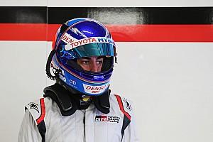 WEC Actualités Davidson : Alonso voit autre chose que la F1