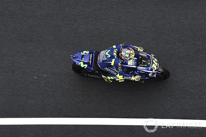 Rossi & Vinales: Unschlüssigkeit bei der Reifenwahl von Yamaha