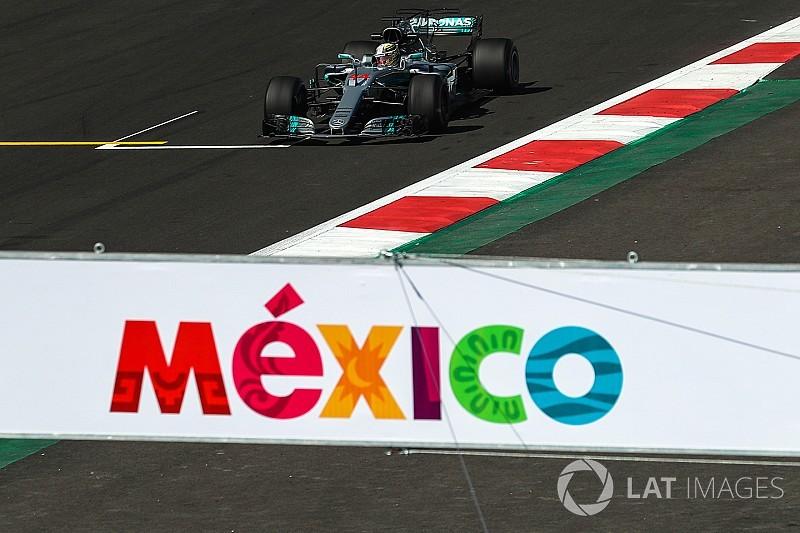 """メキシコGP、米国GPからレース日の移行を提案されるも""""雨季のため""""拒否"""