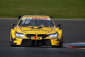 DTM Breaking news BMW promotes Eng, Eriksson to 2018 DTM seats