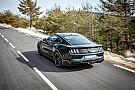 Automotive El Mustang que presentó la nieta de McQueen