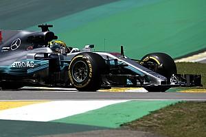 Formel 1 Trainingsbericht Formel 1 2017 in Brasilien: Mercedes dominiert erneut