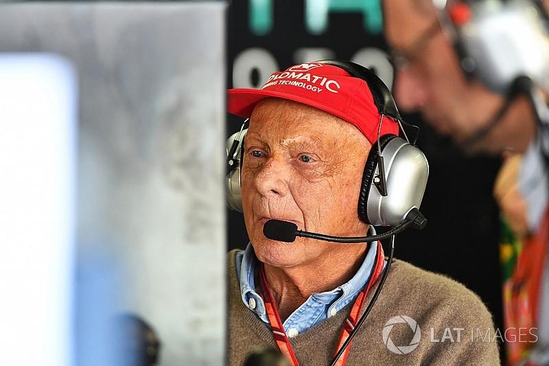 """Vollkommen unfair!"": Niki Lauda meckert wegen Überholpanik"