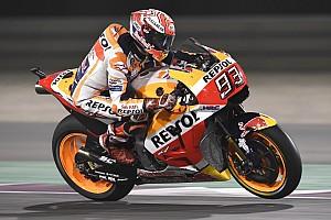 MotoGP News Marc Marquez sieht Andrea Dovizioso vorne: