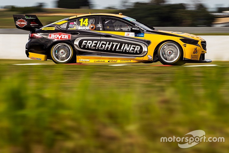 Tailem Bend Supercars: Tim Slade leads opening practice session