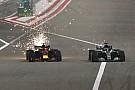 Tension et insulte suite à l'accrochage Hamilton/Verstappen