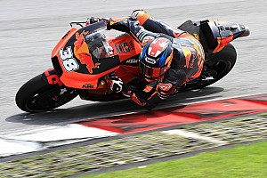 MotoGP News KTM in Sepang:
