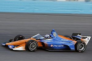 IndyCar Actualités L'IndyCar n'introduira probablement pas le pare-brise en 2018