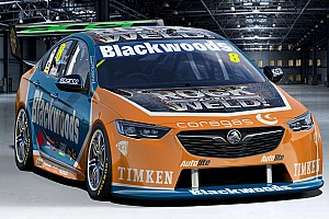 Supercars Breaking news Livery for Percat's new Commodore revealed