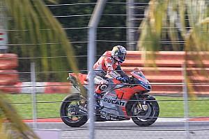 MotoGP Test Test Sepang, Giorno 2, Ore 15: Dovizioso al top davanti a Valentino