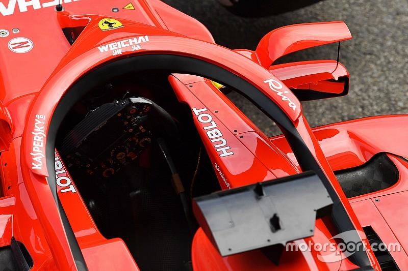 FIA habló sobre los espejos de Ferrari