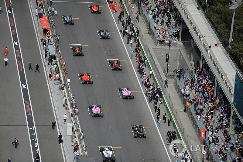 """Renault: """"Enkel omgekeerde startopstelling kan de Formule 1 redden"""""""