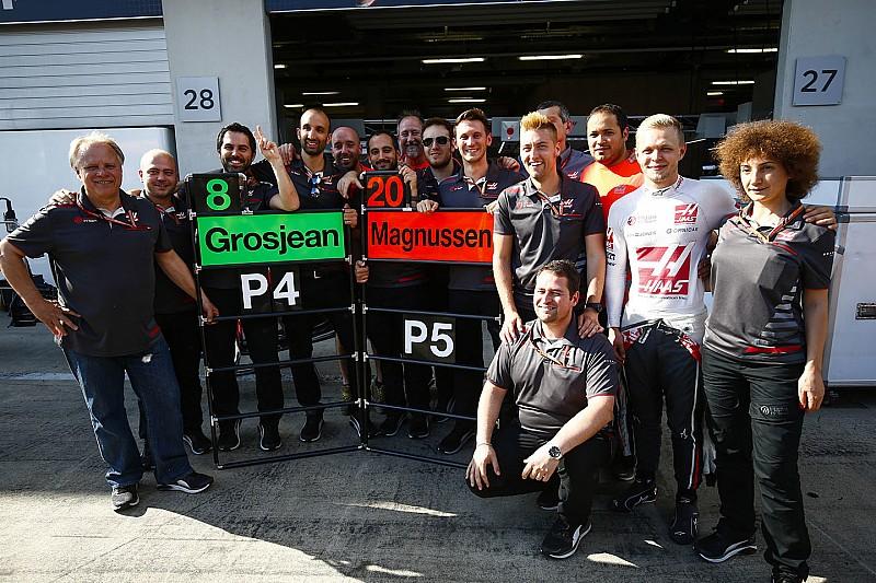 Steiner: Formula 1'e yeni giren takımlar Haas modeliyle başarılı olabilir