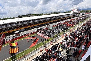 Formula 1 Breaking news Barcelona dan Spanyol adu argumen soal lagu kebangsaan