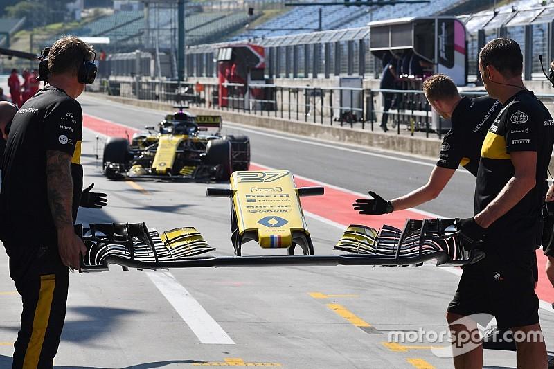 Ailerons 2019 : Renault espère que la concurrence a été