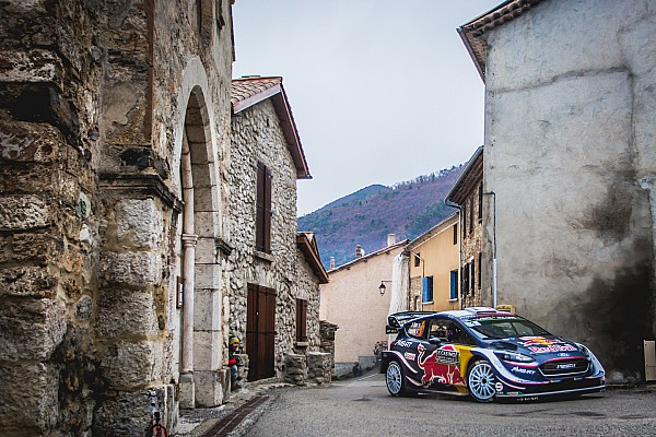 Monte Carlo WRC: Ogier closes in on victory