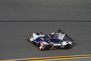 IMSA Crónica de Carrera Alonso se cuela en el top 10 en las dos primeras horas de carrera