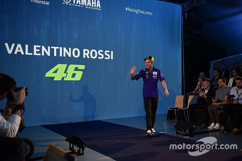 Yamaha presenta en Yakarta en las próximas horas la nueva M1 2019 de Rossi y Viñales