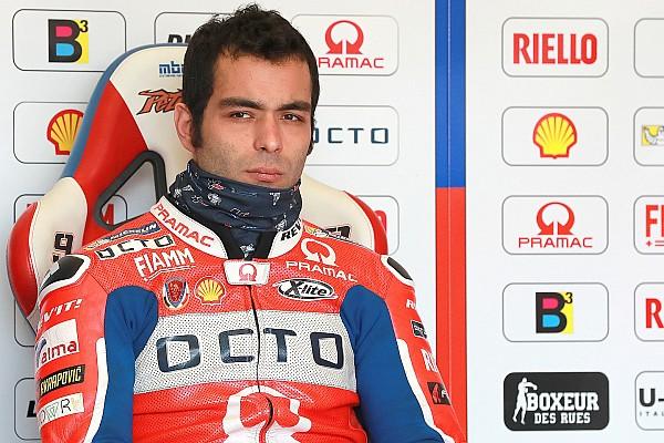 MotoGP Breaking news Petrucci: 2018 will be my last season at Pramac