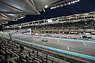 La parrilla de salida del GP Abu Dhabi, en tres formatos diferentes