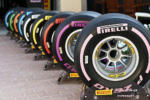 Pirelli використає програму для розбавлення стратегій в гонках Ф1