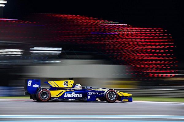 Rowland, Fuoco disqualified from Abu Dhabi Race 1