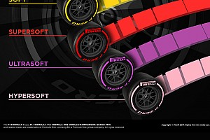 F1 2018: jön a szuper-kemény és a hiper-lágy gumi