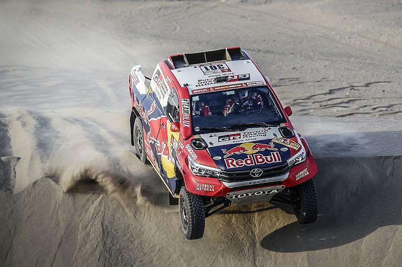 "Dakar, Al-Attiyah provoca: ""Se guidassi un buggy, direi addio a tutti"""