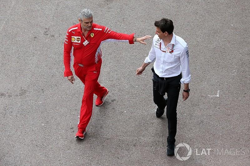 Mercedes, FIA'nın Allison ve Sassi'nin ismini vermesinden rahatsız