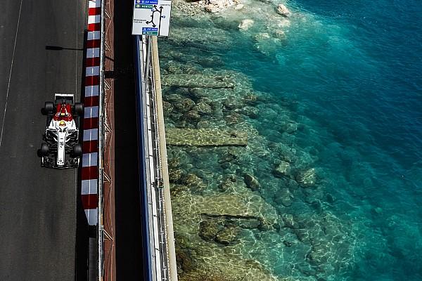 Diaporama: l'Alfa Romeo Sauber dans le Grand Prix de Monaco