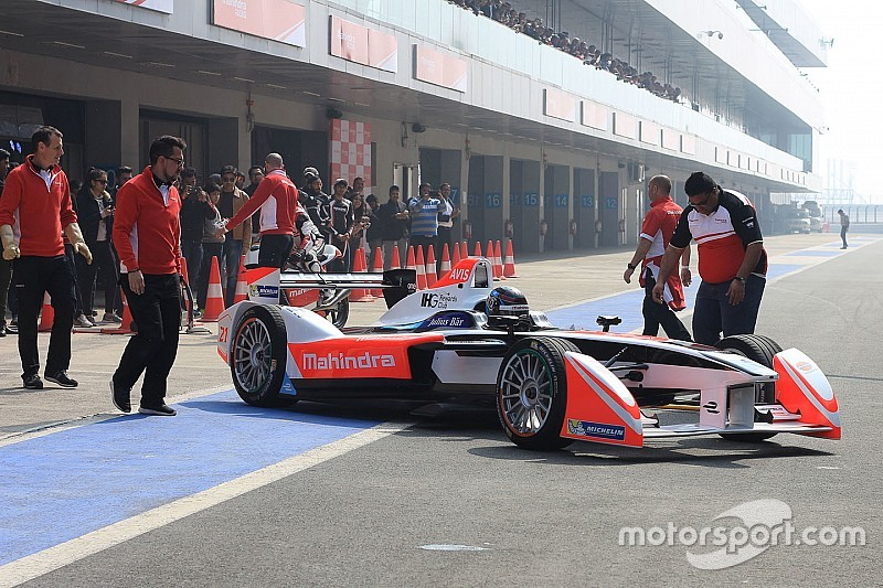"Formula E has no plans for race in ""tax aggressive"" India"