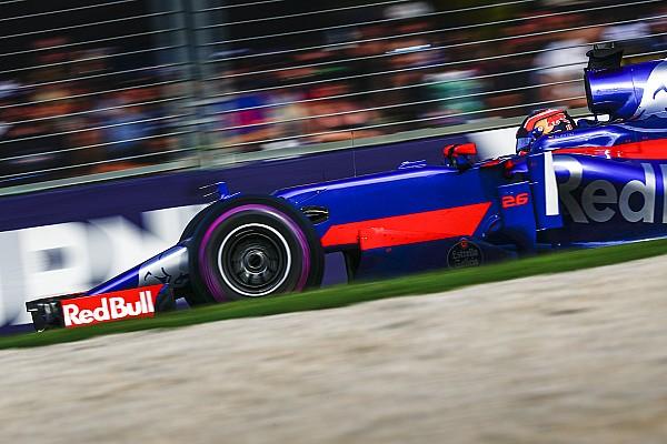 Velocità massime: Kvyat in gara a 320,8 km/h, meglio di Rosberg nel 2016