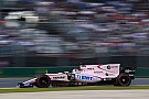 Formula 1 Perez reprimanded for qualifying incident