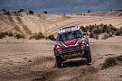 Dakar Hirvonen feels second Dakar run deserved better result