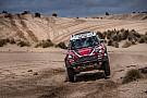 Dakar Hirvonen feels second Dakar run deserved better result