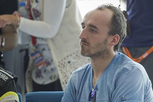 WEC Últimas notícias Kubica testa carro da LMP2 em Monza