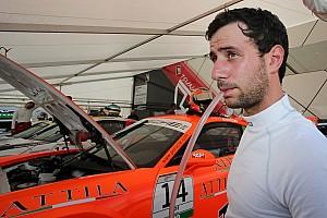 Carrera Cup Italia Ultime notizie Carrera Cup Italia, Giacon: