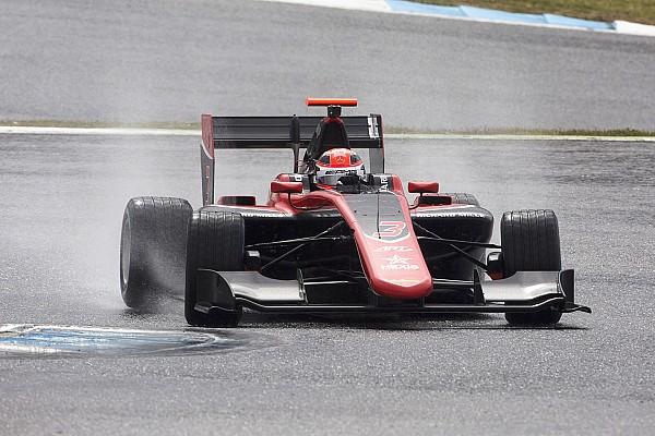 GP3 Estoril - George Russell, protégé de Mercedes, est en tête