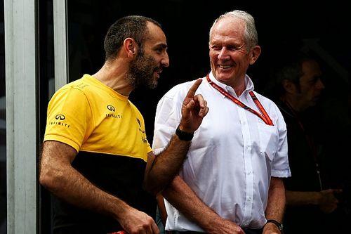 Marko appte Abiteboul over Renault-test in Spielberg
